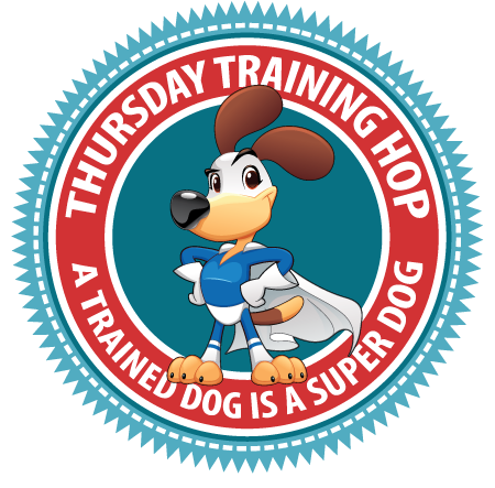 Thursday Training Hop Badge