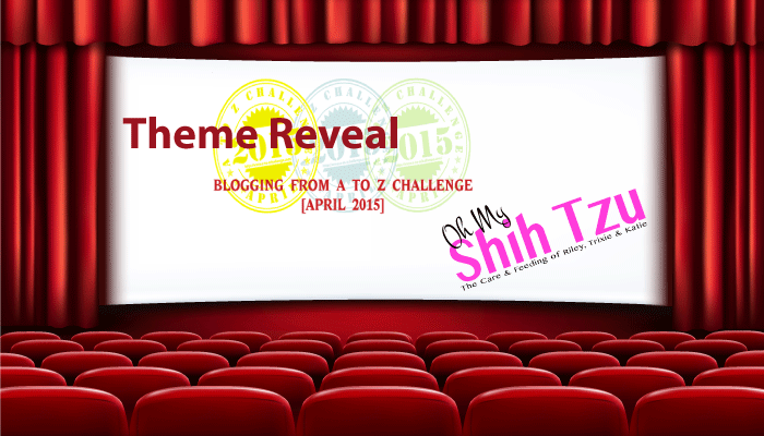 A to Z Theme Reveal Featured Image