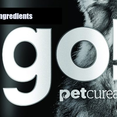 It's in the Can – Petcurean Dog Food Ingredients