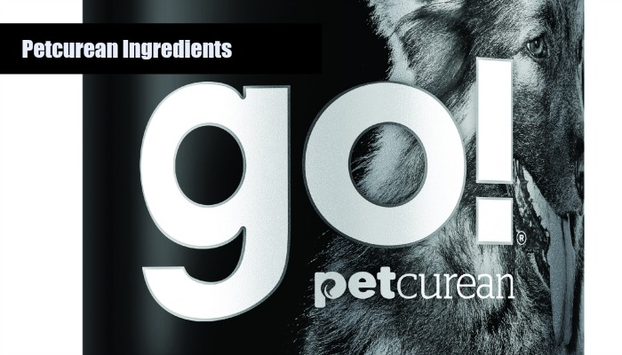 Petcurean Pet Food Ingredients