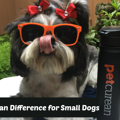 The Petcurean Difference for Small Dogs
