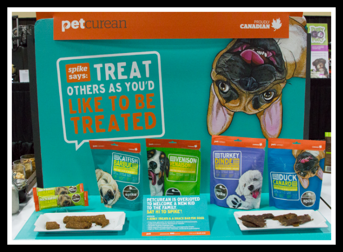 SuperZoo 2015 Recap Petcurean Treats