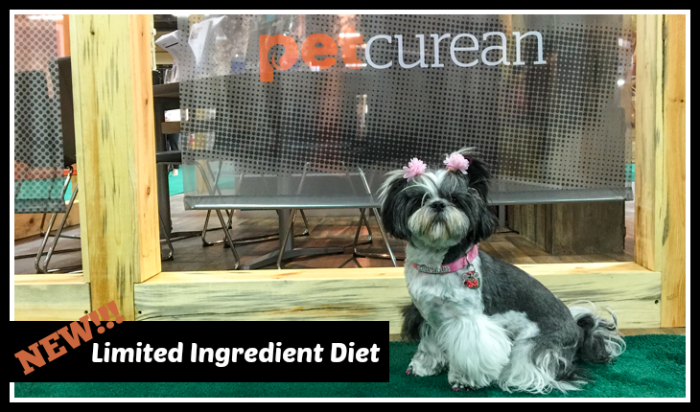 Limited Ingredient Diet for Dogs & Giveaway!