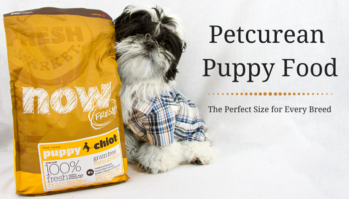 Petcurean Puppy Food