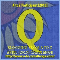 A to Z Challenge Q Badge