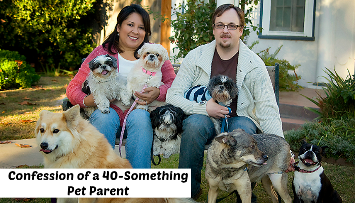 Confession of a 40-Something Pet Parent