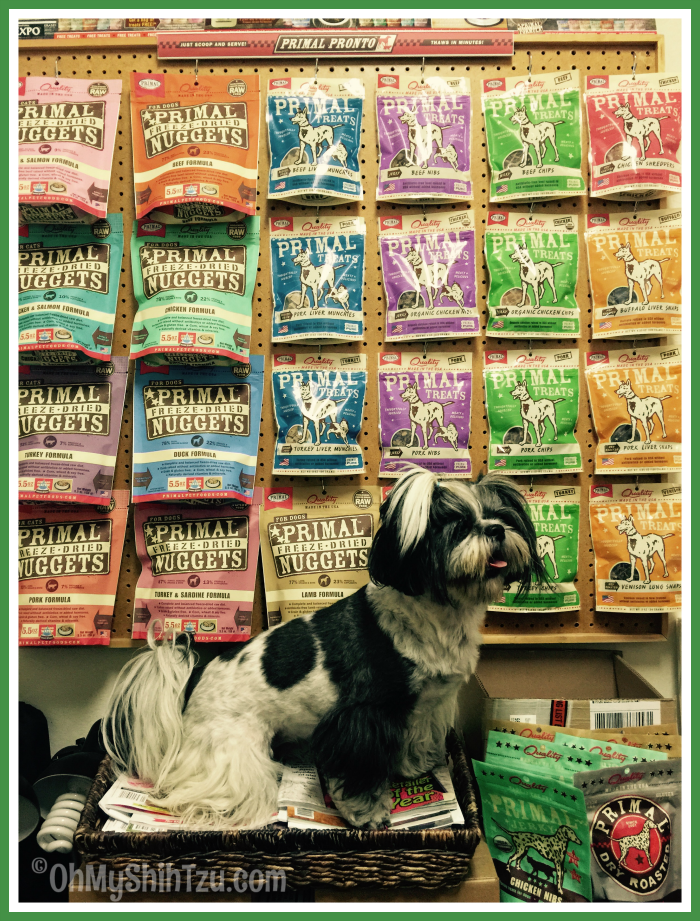Primal Pet Foods Safety and Quality