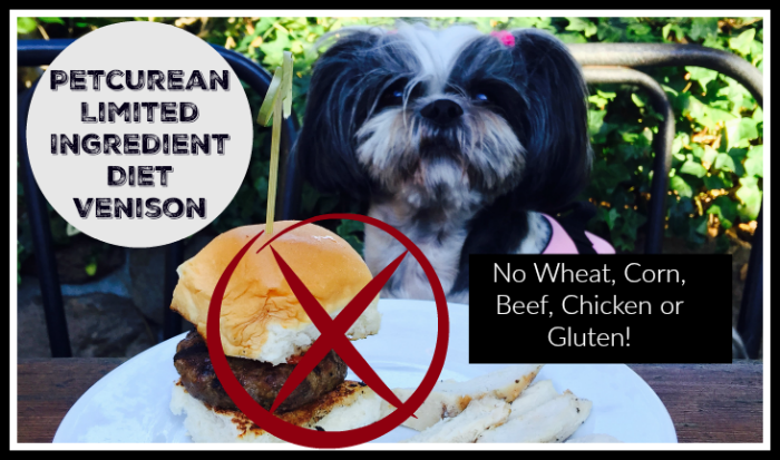 Limited Ingredient Diet for Dogs Petcurean