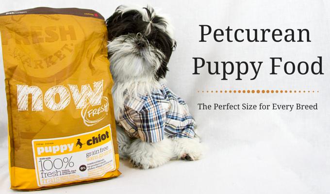 Petcurean Puppy Food